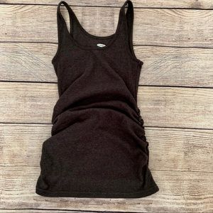 Ribbed Maternity Tank